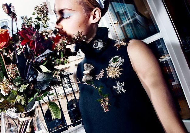 Mode tendance look shopping bijoux joaillerie luxe p152 153