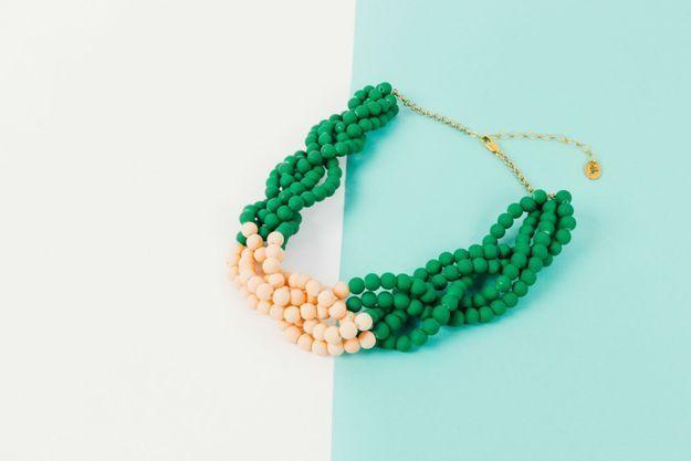 Le collier Palermo de Madame Melon