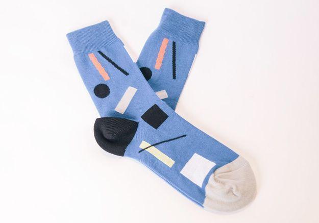 Les chaussettes Cornaërt