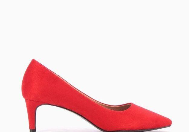 Escarpins rouges Vanessa Wu