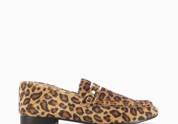 Mocassins léopard Vanessa Wu