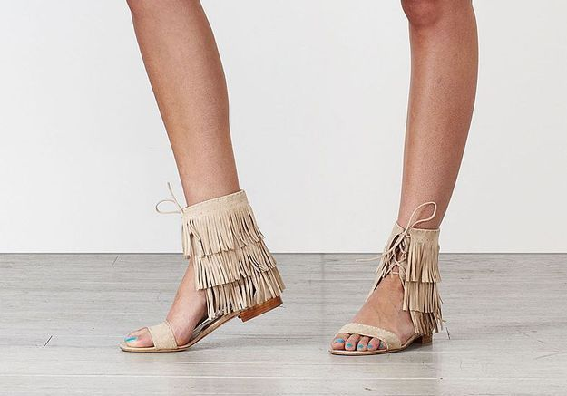 Mode guide shopping tendance ete conseils chaussures ete P J