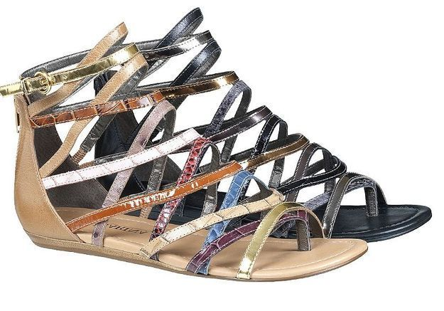 Mode guide shopping tendance ete conseils chaussures ete San Marina