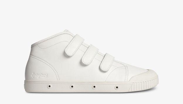 Baskets blanches Springcourt