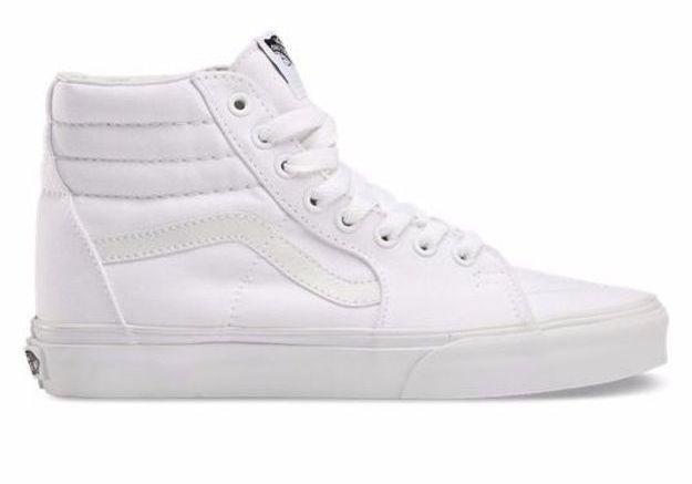 Baskets blanches Vans