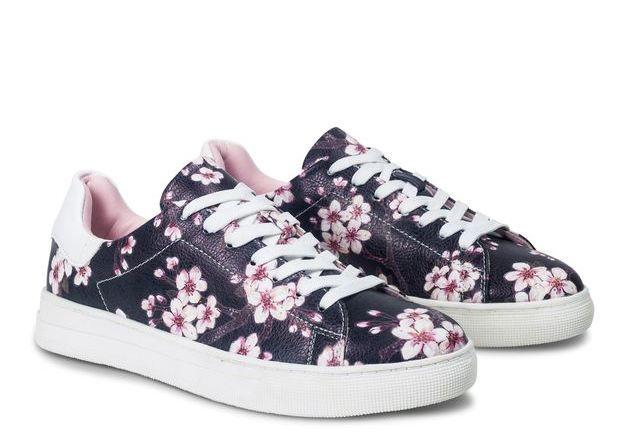 Baskets à fleurs André