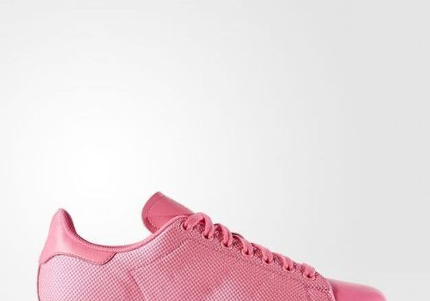 Stan Smith pink solar Adidas