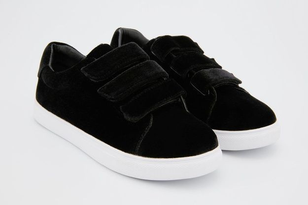 Baskets noires Bons Baisers de Paname