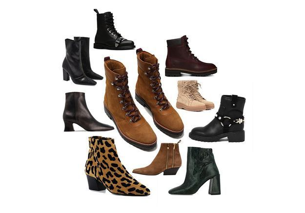 40 boots pour booster l'automne