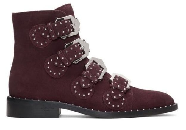 Boots Givenchy