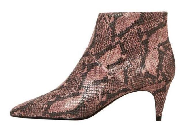 Boots serpent Mango