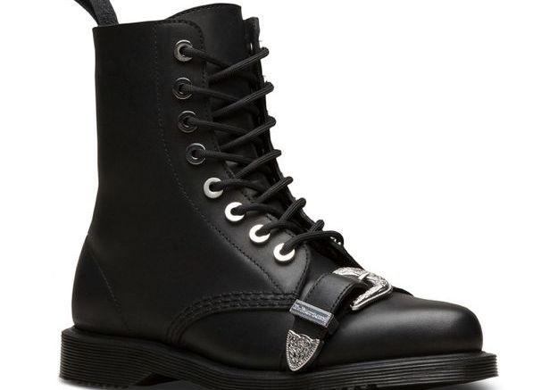 Boots femme Dr Martens