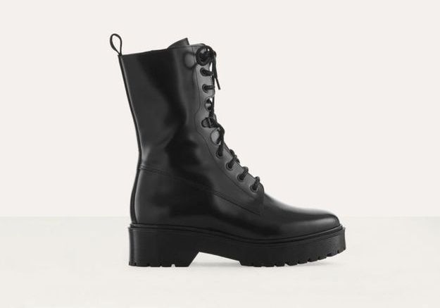 Boots femme Maje