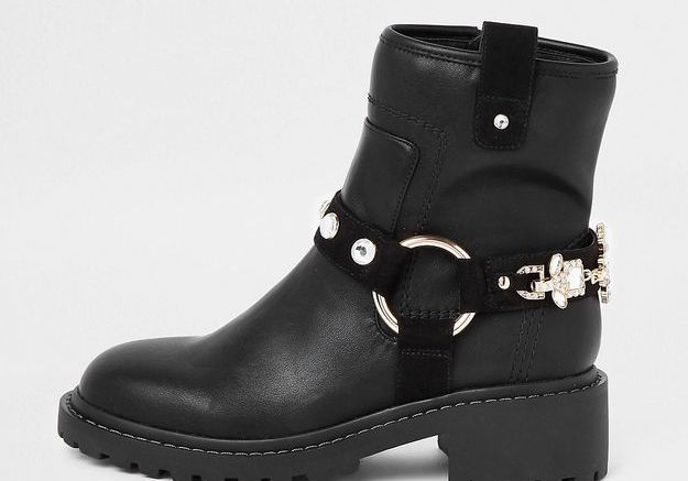 Boots femme River Island