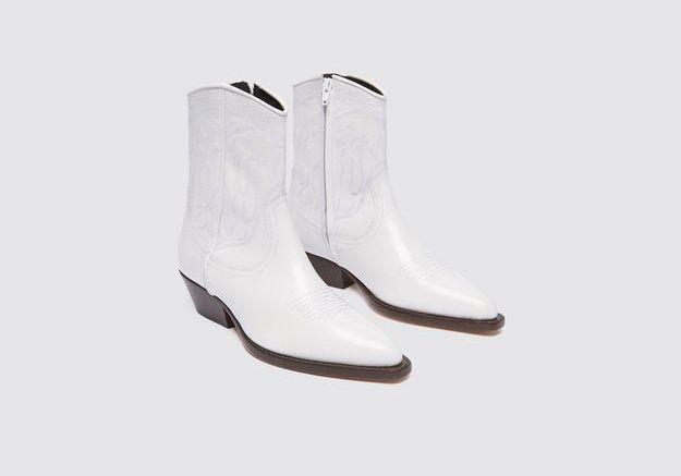 Boots femme Sandro