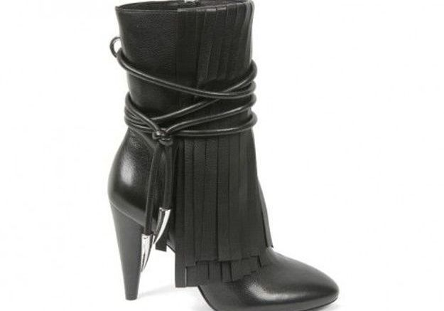 Bottines noires Ash