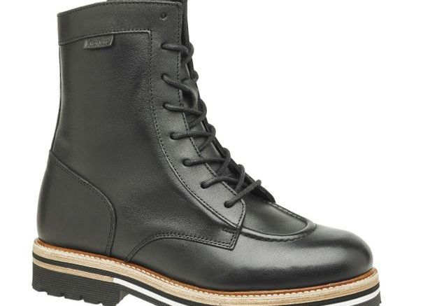 Bottines noires Kickers