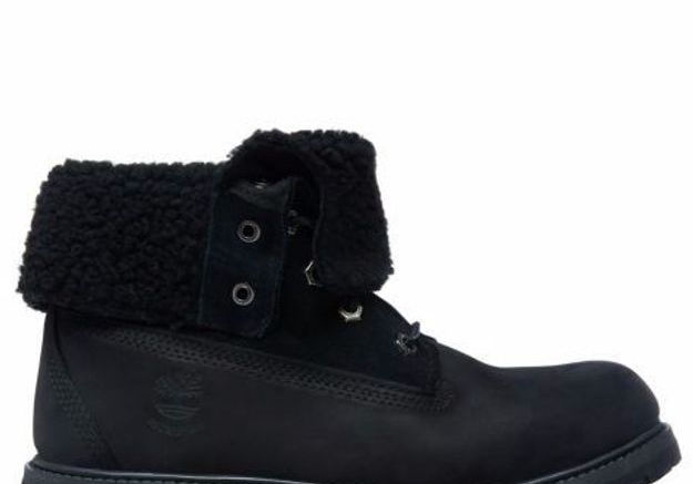 Bottines noires Timberland