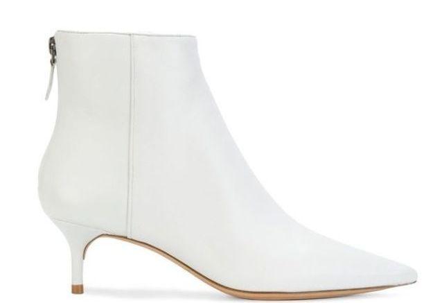 Chaussures blanches Alexandre Birman