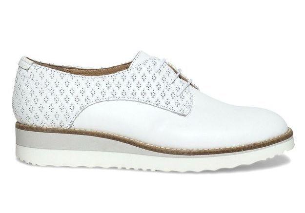 Chaussures blanches Eram
