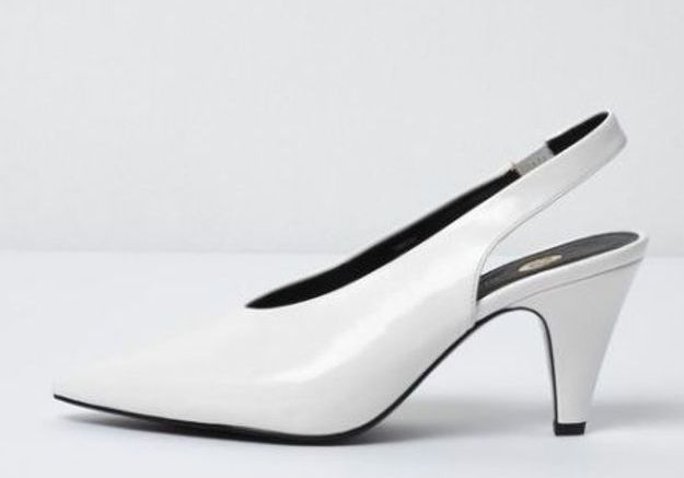 Chaussures blanches River Island