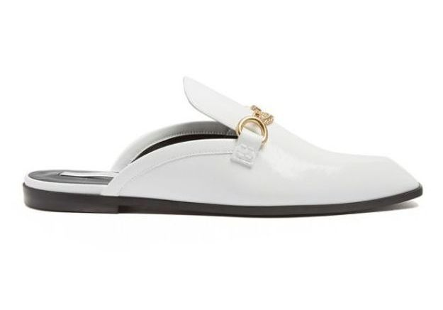 Chaussures blanches Stella Mc Cartney