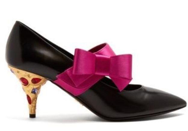 Chaussures de soirée Prada