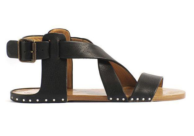 Mode guide shopping tendance accessoire chaussues sandales plates martin margiela