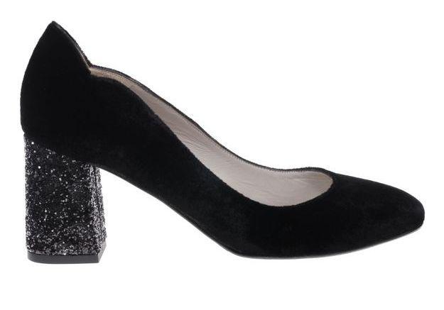 Chaussures à paillettes Madeleine