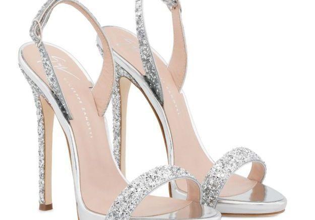 Chaussures à paillettes Giuseppe Zanotti