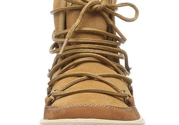 Des boots fourrées