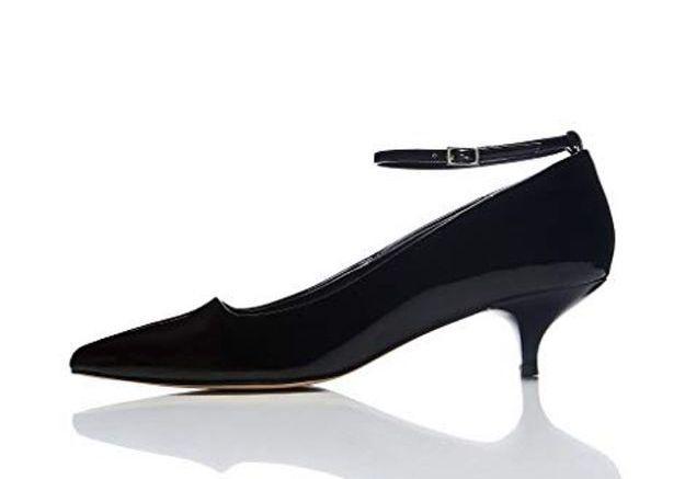 Des escarpins kitten heels