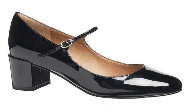 Chaussures babies noires Monoprix