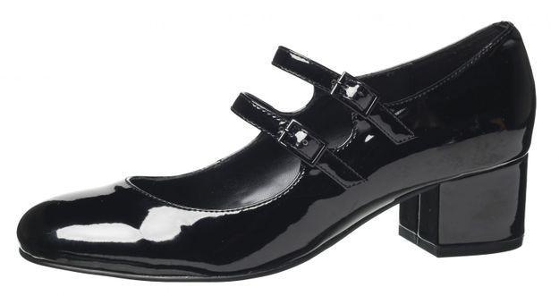 Chaussures babies vernies Naf Naf