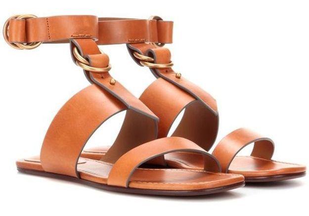 Chaussures d'été Chloé