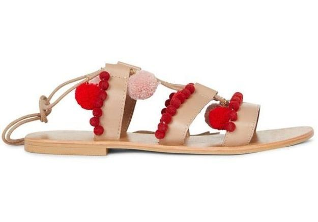 Chaussures d'été Monoprix