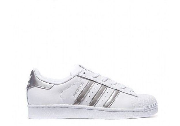 Baskets Adidas Originals   Chaussure Adidas Originals   White:Silver Metallic