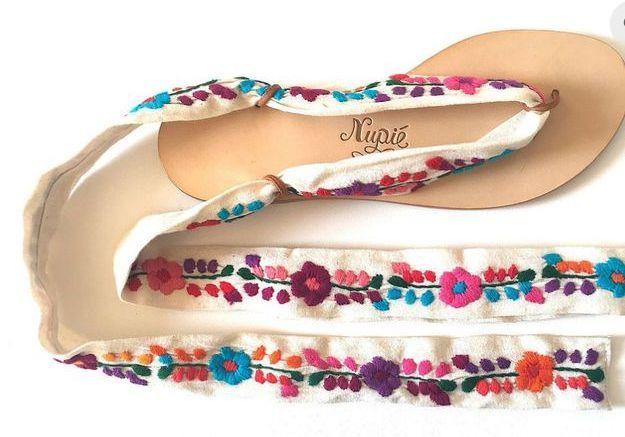 Chaussures de printemps Nupié
