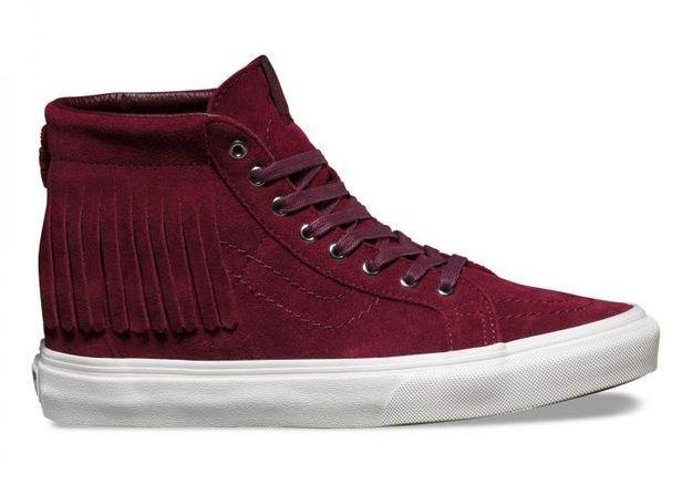 Chaussures tendance Vans