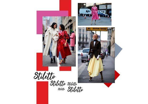 Porter les stilettos avec style