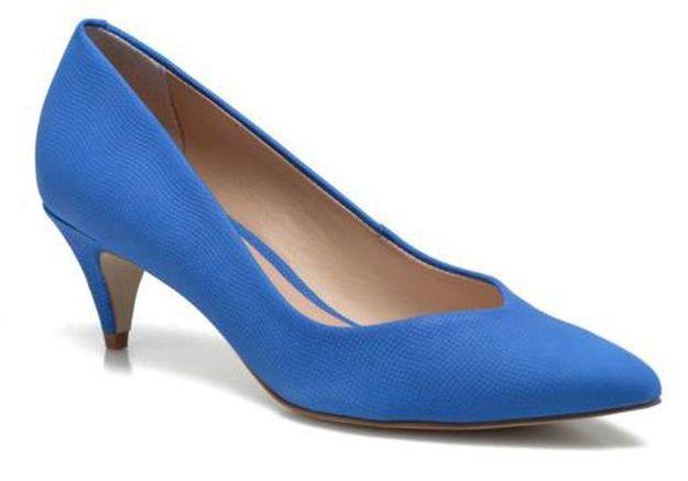 Escarpins bleus Aldo