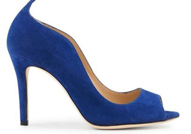Escarpins bleus Minelli