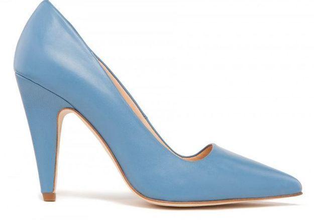Escarpins bleus Bimba y Lola