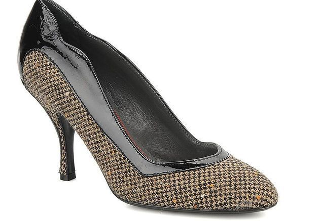 Mode guide shopping tendance chaussure dame escarpin Amelie Pichard