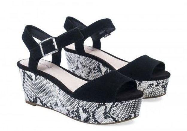 Grosses sandales André