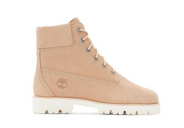 Boots Heritage Lite Beiges, Timberland