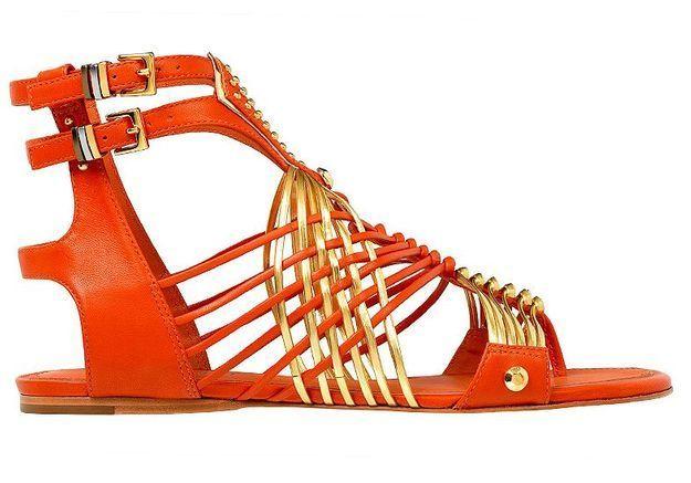 Mode guide shopping tendance accessoires chaussures sandales cosmoparis