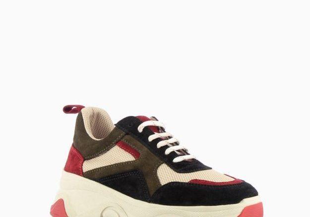 Chaussures Baskets Vanessa Wu