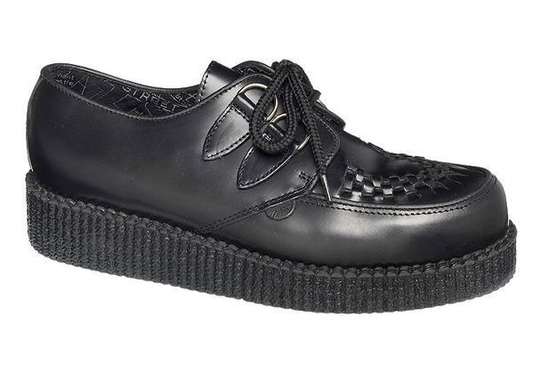 Mode guide shopping tendance look creepers underground