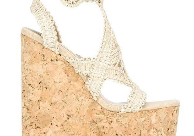 Sandales compensées Paloma Barcelo